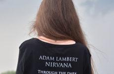 Модная футболка «NIRVANA»
