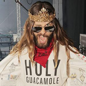Стильная футболка «HOLY GUACAMOLE»